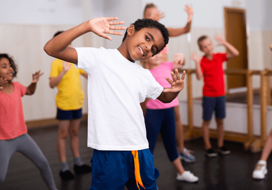 Afro Dance for Kids - Ages: 6-13
