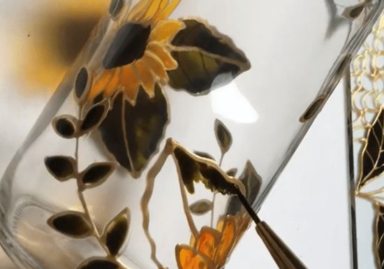 Glass Painting Made-Easy