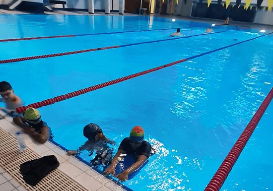 Level 1: Learn to Swim - Ages: 6-14 (Hamdan)