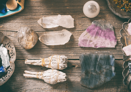 The Spirit & Science of Crystals
