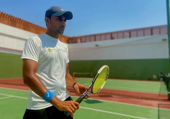 Group Tennis Coaching (Umm Suqeim)