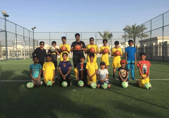 Football Coaching - Ages: 4-15 (Al Warqa)