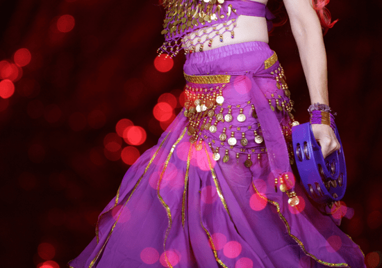 Online Class: Private Belly Dance for Ladies