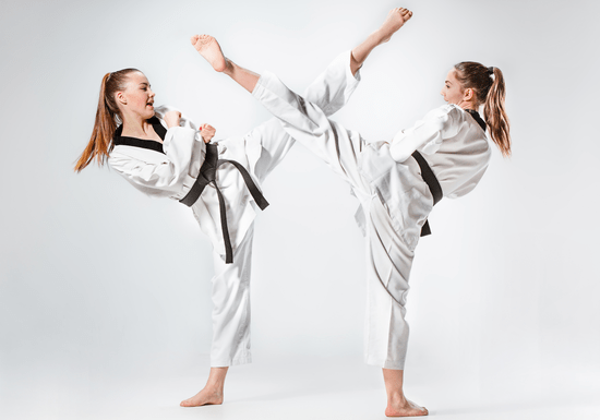 Advanced Karate Lessons for Kids - Ages: 3-16