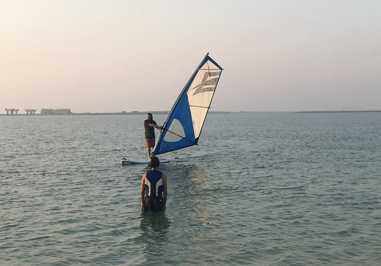 8-Hour Windsurfing Full Course