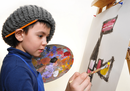 Online Class: Art for Kids - Ages: 5-8