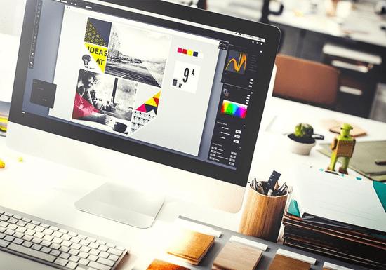 Graphic Design (Photoshop, Illustrator, In-Design)