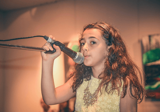 Vocal Lessons for Kids & Teens - Ages: 5-16