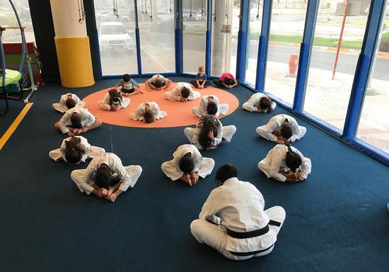Kids Karate Level 1 - Ages: 4-6 (Al Wahdah)