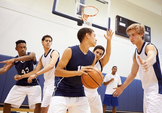 Basketball Program for Teens - Ages: 12-18 (Umm Suqeim)