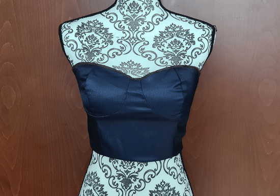 Make Your Own Corset with Bouchra