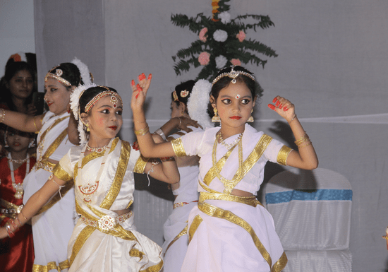 Bharatnatyam for Kids - Ages: 5-17