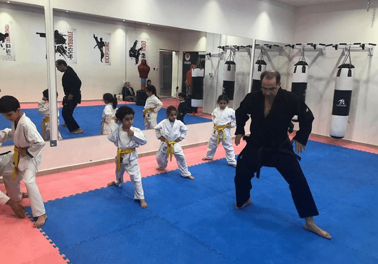 Karate for Kids - Ages: 4-17