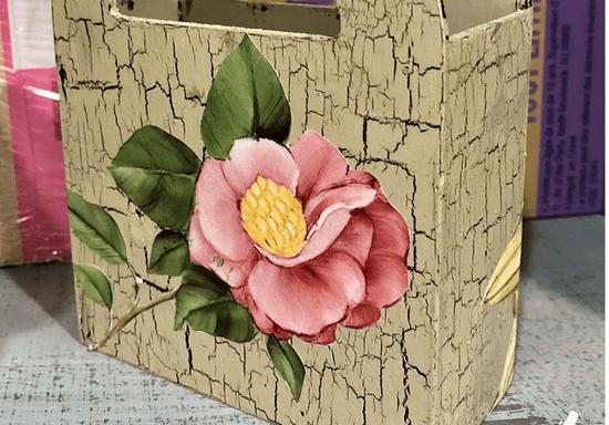 Decoupage Workshop for Women