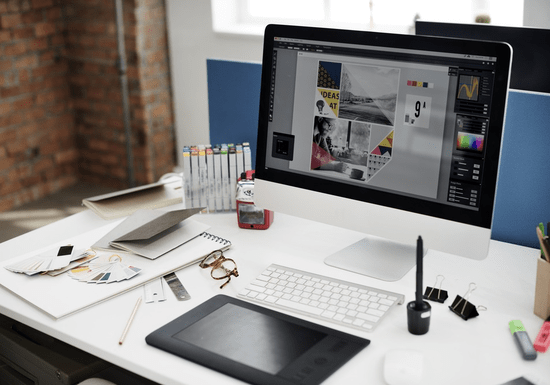 Graphic Design Applications for Print & Multimedia Workshop