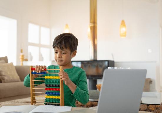 Online Class: BrainoBrain Abacus - Ages: 5-14