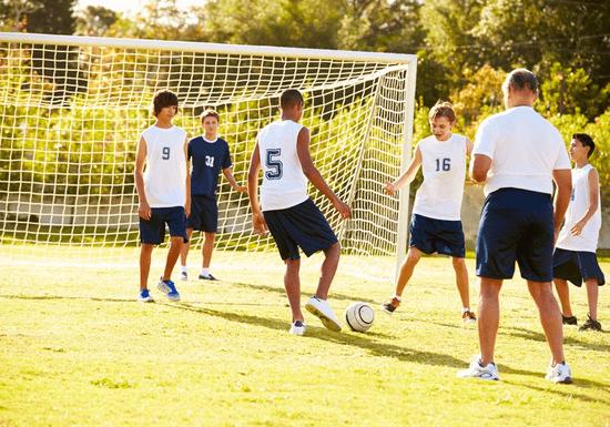 Group Football - Ages: 15-18 (Jumeirah)