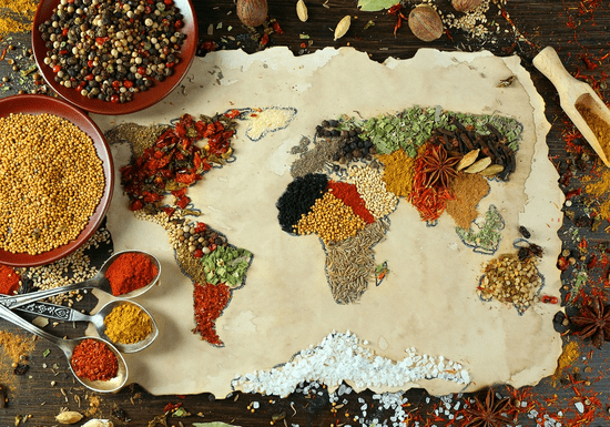 World Cuisine Cooking Class