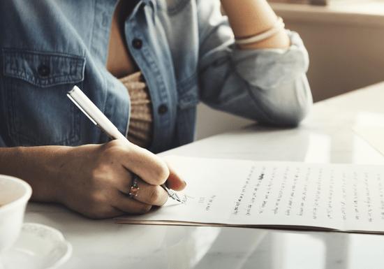 Cursive Handwriting Classes