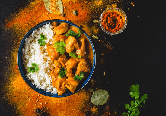 India: World Cuisine Cooking Class