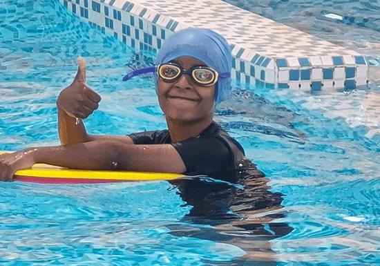 Level 2: Swimming for Intermediates - Ages: 9-15 (Al Qusais)