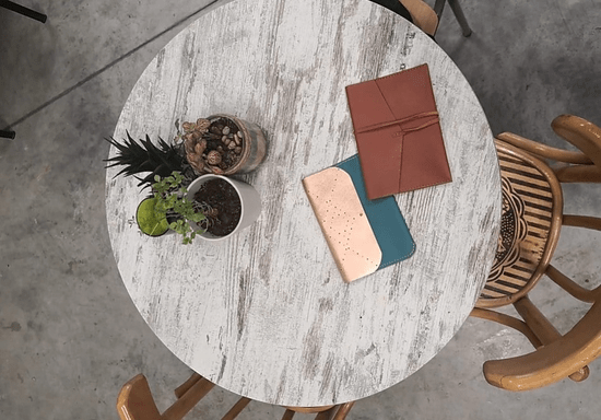 DIY Leather Clutch Workshop