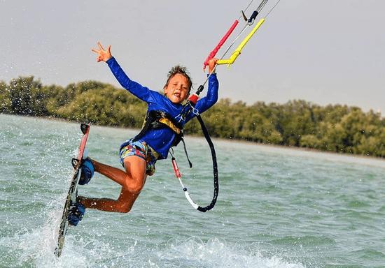 Full Kitesurfing Course (IKO Certified)