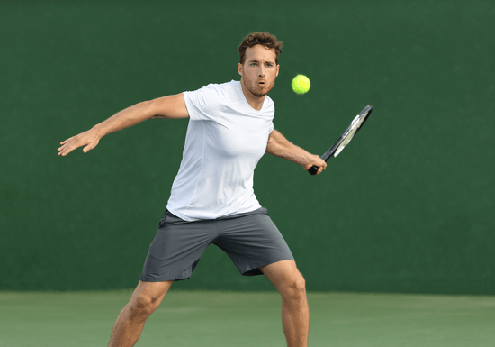 Beginner's Private Tennis Lessons with Coach Amar
