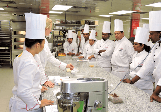 Professional Pastry, Chocolate & Ice Cream Making Program - Level 1