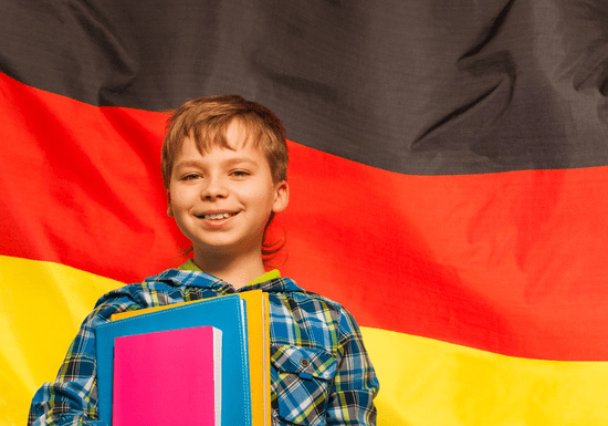 Private German Lessons with a Native Speaker for Kids - Ages: 6-12