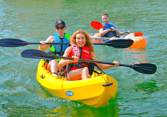Kayaking Experience (Double)