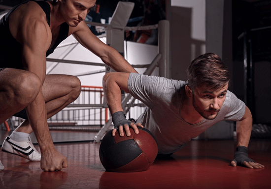 Get Fit with a Martial Arts Workout Training