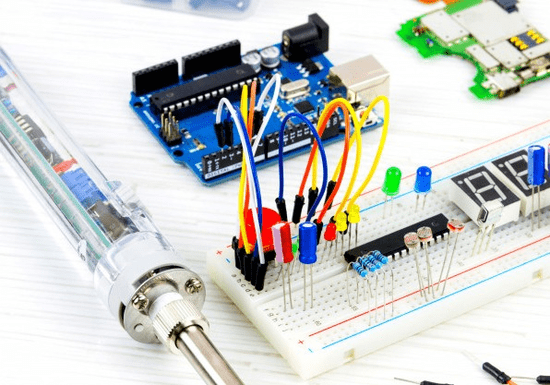 Emerging Arduino for Kids - Ages: 10-14