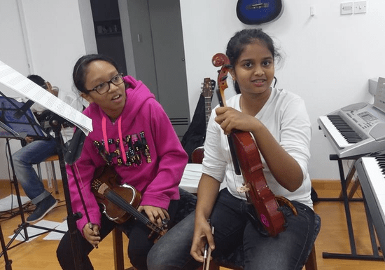 Violin Lessons - Ages: 6+