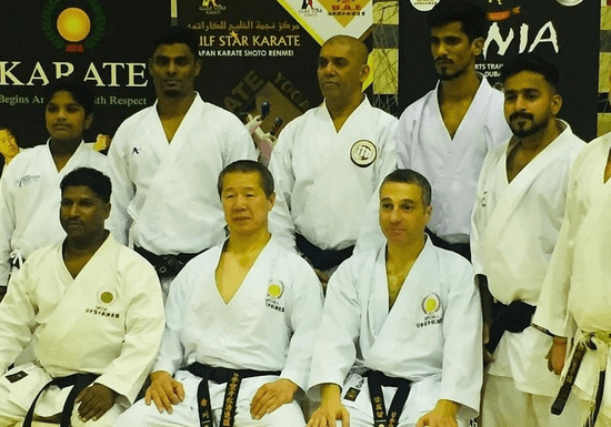 Karate Lessons for Adults