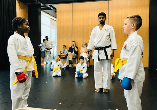 Junior Kickboxing Classes - Ages: 11-15 (Al Wahdah)
