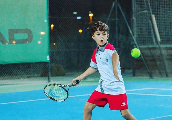 1-on-1 Tennis Lessons - Ages: 4-17