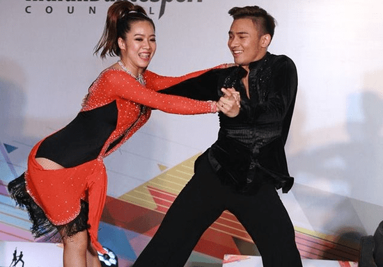 Private Latin Dance Lessons: Learn 1-of-7 Styles (Media City)