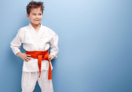 Private Karate Class for Kids - Ages: 3-15