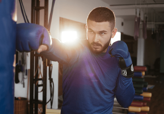 1-on-1 Kickboxing Lessons
