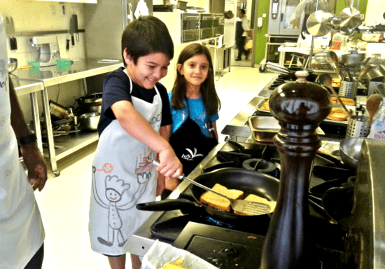Hearty Breakfast: Cooking Class for Kids - Ages: 7-13