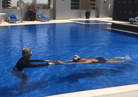 Private At-Home Swimming Lessons