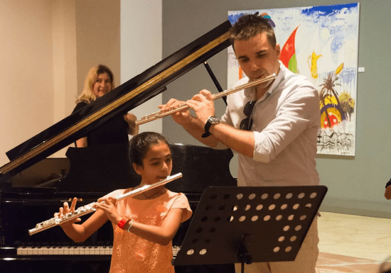 Flute Classes for Kids & Teens - Ages: 5-16