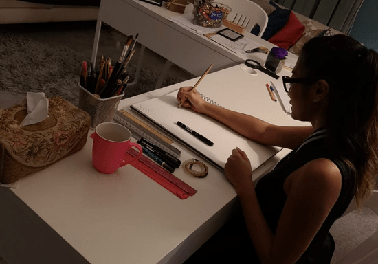 Art Therapy Painting Class