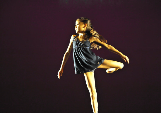 Kids Contemporary Dance - Ages: 8-11