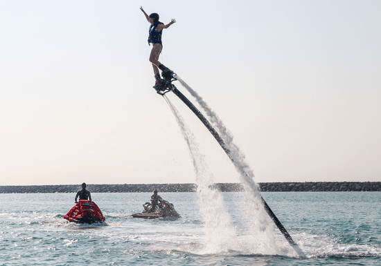 15-Minute Flyboard Experience