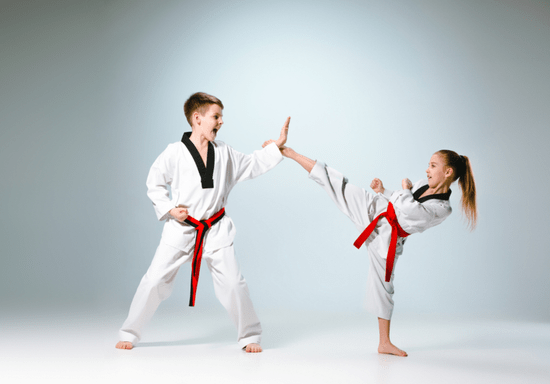 Group Karate for Kids - Ages: 7-15