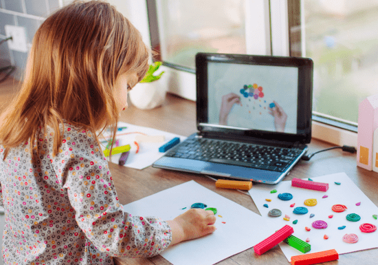Online Class: Drawing,Sketching & Painting for Kids - Ages: 4+