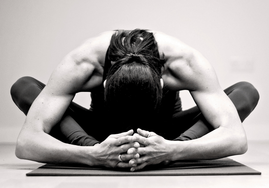 Calm Yourself with Yin Yoga