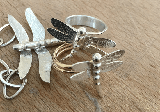 Silver Jewelry & Silversmithing Workshop: Rings, Cufflinks & Earrings